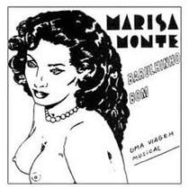 Cd Marisa Monte - Barulhinho Bom