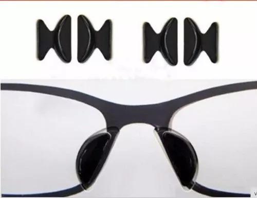 23dc0e0aa5c7a Plaqueta Suporte Em Silicone P  Óculos Acetato Frete Gratis - R  24,00 em  Mercado Livre