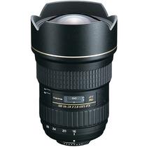 Obj. Tokina 16-28mm 2.8 At-x Pro Fx P/ Nikon E Canon