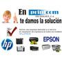 Reparacion De Impresoras Epson Yhp