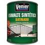 Esmalte Sintetico Satinado Blanco Venier X 4 Lts