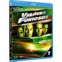 Blu Ray Coleção Completa Velozes E Furiosos 1 A 7