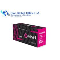 Toner Maxiprint Compatible Hp Q6003a Magenta 124a Garantia