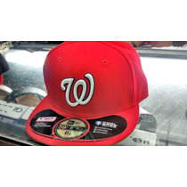 Gorra Washington New Era Varias Tallas Authentic Collection