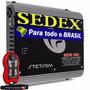 Módulo Amplificador Stetsom 3k3 Eq 4000w Rms +sedex+controle