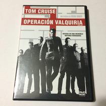 Dvd R1&4 Operación Valquiria. Tom Cruise.