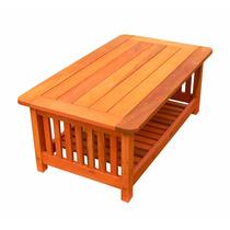 Holz Design- Aj-74 Mesa De Centro Bali