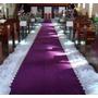 Tapete Igreja,casamento,festa,passadeira,bodas 10,00 X1,00 M