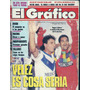El Grafico Velez Es Cosa Seria Chilavert Ruggeri Año 1992