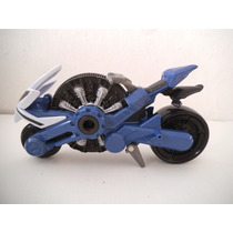 Moto Azul Power Rangers Samurai Bandai