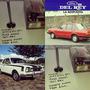 Válvulas De Admisión Para Ford Corcel Y Del Rey Nuevas Trw