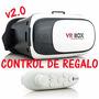 Vr Box - Realidad Virtual - Control Remoto Gratis