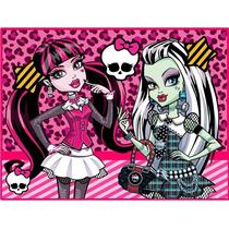 Kit Imprimible Monster High Candy Bar Tarjetas Y Mas