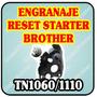 Kit Reset Para Cartuchos Brother Tn 1060 Hl T 1110