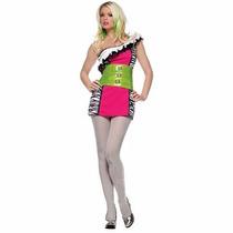 Disfraz Estrella De Rock Leg Avenue