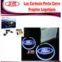 Luz De Cortesia Projetor Logomarca Ford Fusion Ka F250 F150