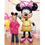 Globo Gigante Caminante Minnie Mouse