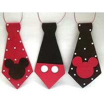 Corbata Mickey Mouse 10 Unidades