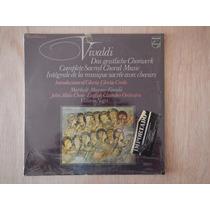 Discos Lp Stereo Philips Vivaldi. Stereo 9500 591 4ele