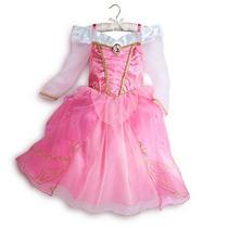 Disfraz Princesa Aurora 100% Original Disney Store Vestido