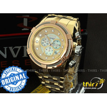 Invicta Bolt Zeus 12758 18k Esse É Original Compare As Foto