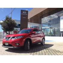 Flamante Nissan Xtrail Advance 2015 Garantia De Planta!!