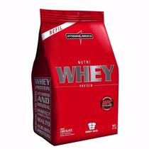 Nutri Whey Protein - Refil - Chocolate 907g - Integralmedica