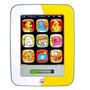 Tablet Educativo P Crianças Ensina Cores E Formas Brinquedo