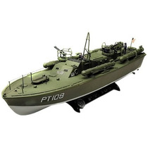 Tb Barco R/c Revell 1:72 Pt-109 P T Boat