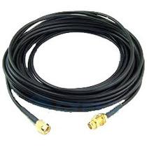 Extension Antena Wifi Rp-sma Internet Cable Rg 58,10 Metros