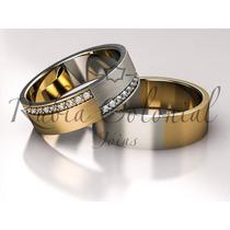 Alianças De Casamento Diferente