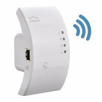 Repetidor Expansor Wifi Wireless 300 Mbps Botão Wps Captador