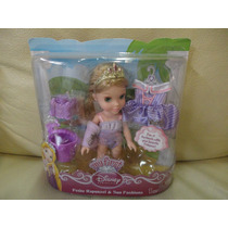 Boneca Princesa Rapunzel Enrolados My First Disney Princess
