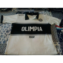 Olimpia De Paraguay Kappa Original