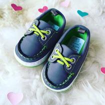 Zapato Mocasin No Caminante Para Nene