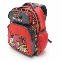 Mochila Angry Birds 12 Roja Licencia Original Nueva Oferta !