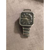 Relógio Nixon Plataform Preto/prata
