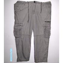 Pantalon Tipo Cargo Talla 58 Usado Para Gordito Buen Estado