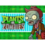 Kit Imprimible Plantas Vs Zombies Candy Bar Tarjetas Y Mas