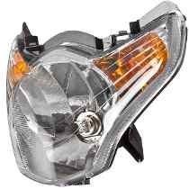 Farol Honda Moto Cg 150 Titan Mix 2009-2010 Novo Promocao