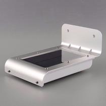 Kit 5 Luminárias Solares 24 Leds 36hrs Luz Sensor Movimento