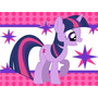 Kit Imprimible Pequeño Pony Candy Bar Tarjetas Y Mas