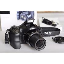 Camara Digital Semi Profesional Sony H200 20mpx Video Hd