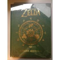 The Legend Of Zelda: Hyrule Historia Envío Incluido