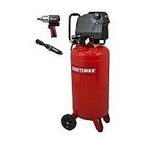 Craftsman 26 Gallon Air Compressor Incluye Kit De Herramient