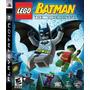 Lego Batman Nuevo Ps3 Dakmor Canje/venta