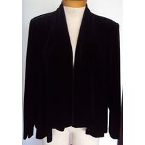 Bluzon Negro Para Dama, Especial Para Fiesta De Noche