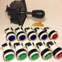 1 Palanca Joystick Y 10 Botones De Lujo