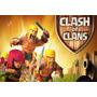 Painel Infantil Aniversário Clash Of Clans 1,45x0,90m,tecido
