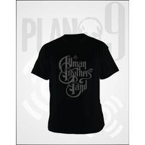 Remeras Estampadas The Allman Brothers Band